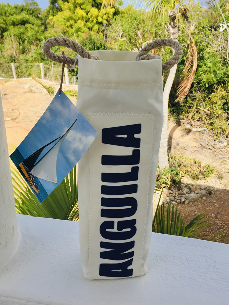 Anguilla Wine Bag