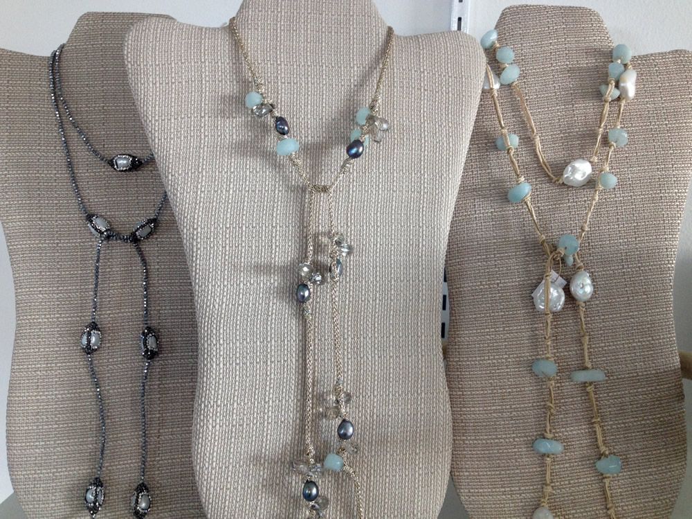 Mela Necklaces
